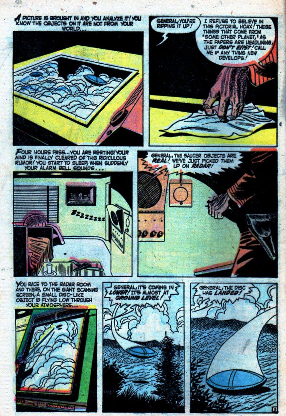 Read online Adventures into Weird Worlds comic -  Issue #27 - 25