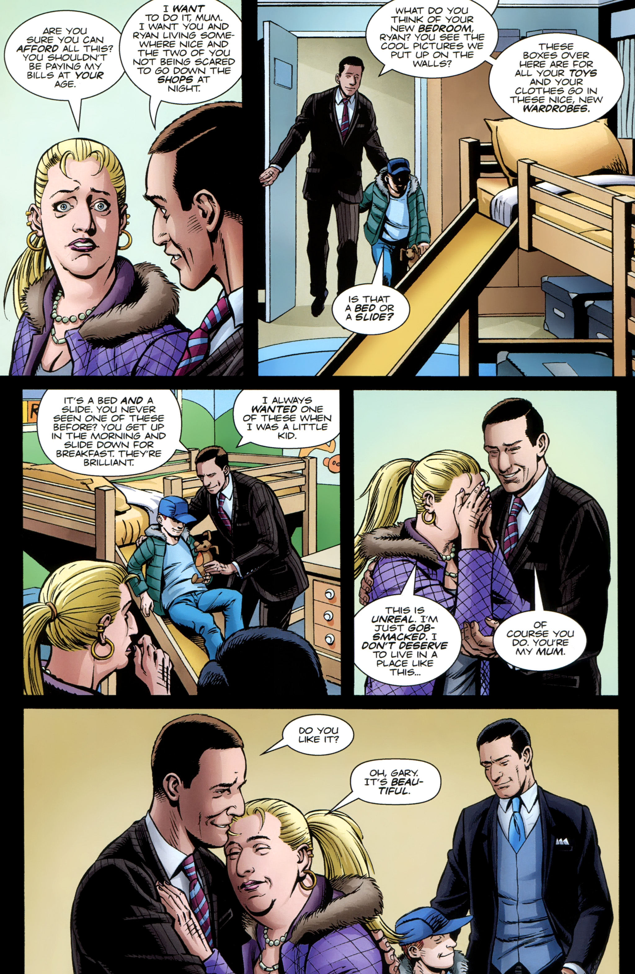 Read online Secret Service comic -  Issue #5 - 12