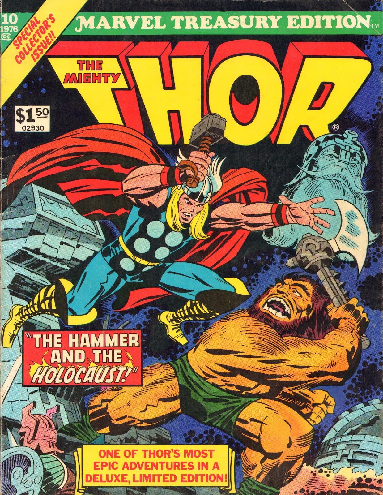 Marvel Treasury Edition 10 Page 1