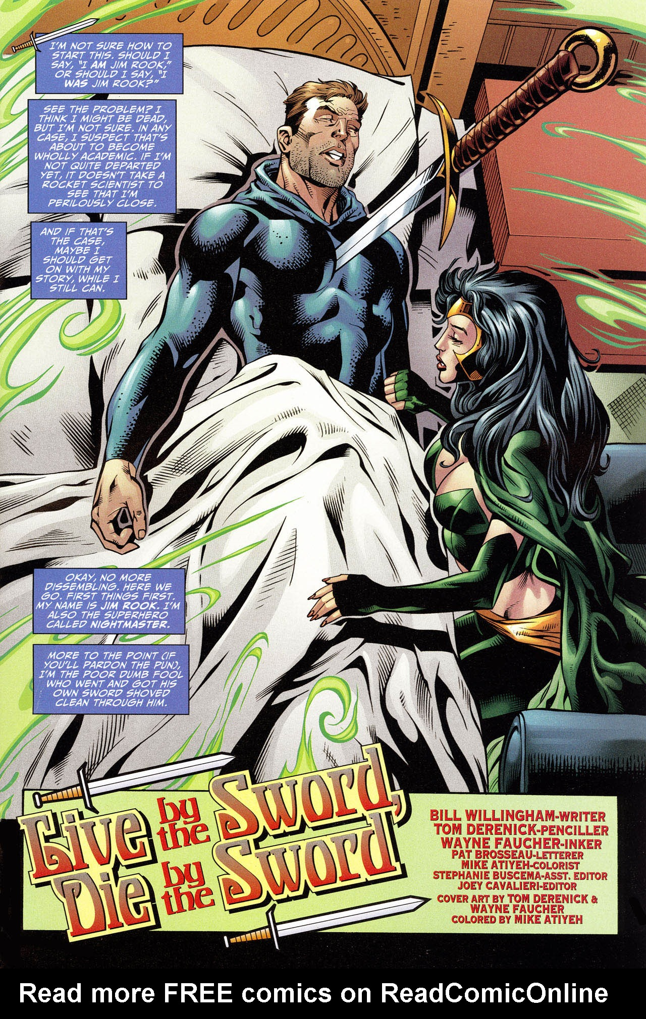 Read online Shadowpact comic -  Issue #12 - 2