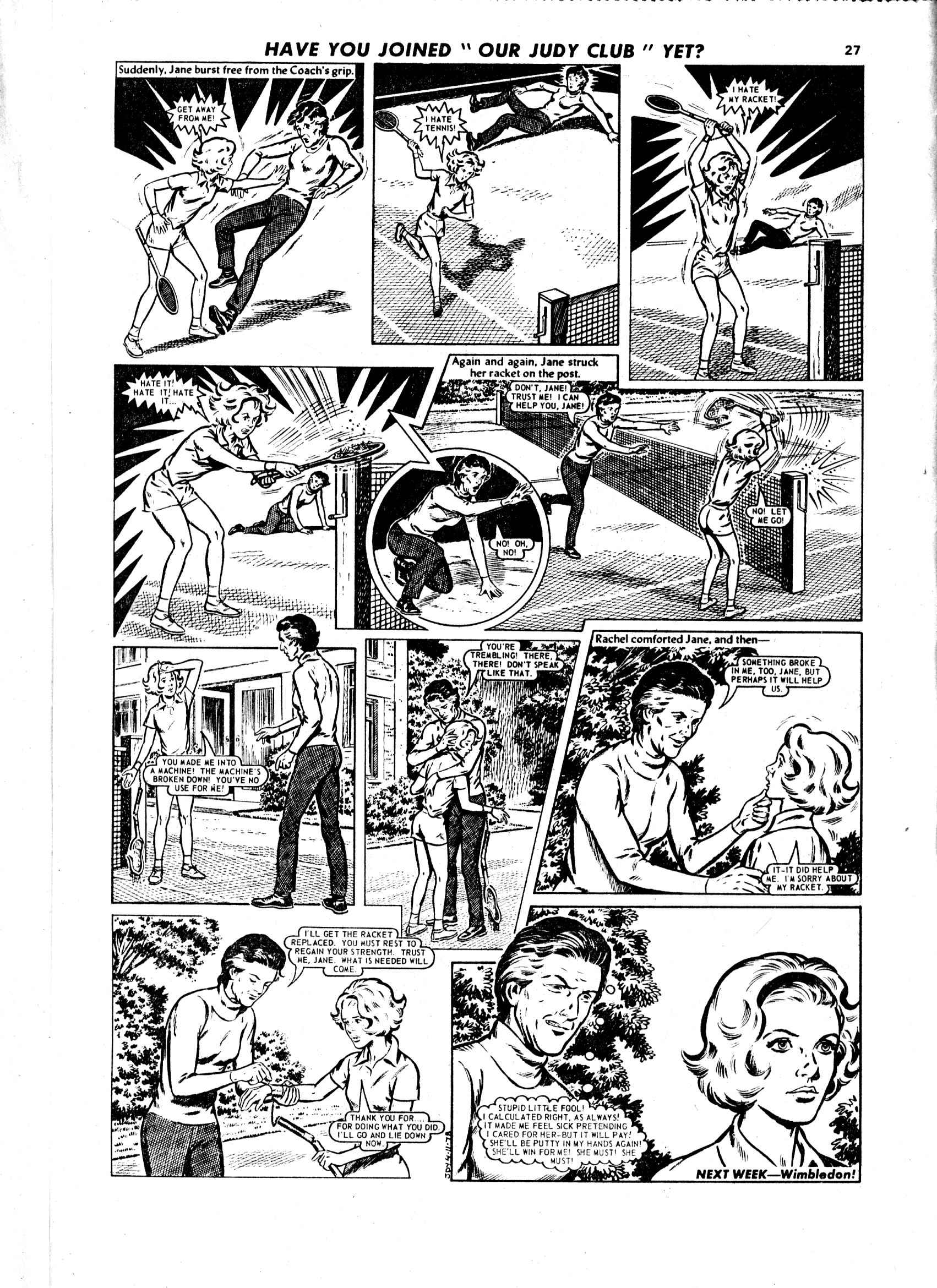 Read online Judy comic -  Issue #982 - 27