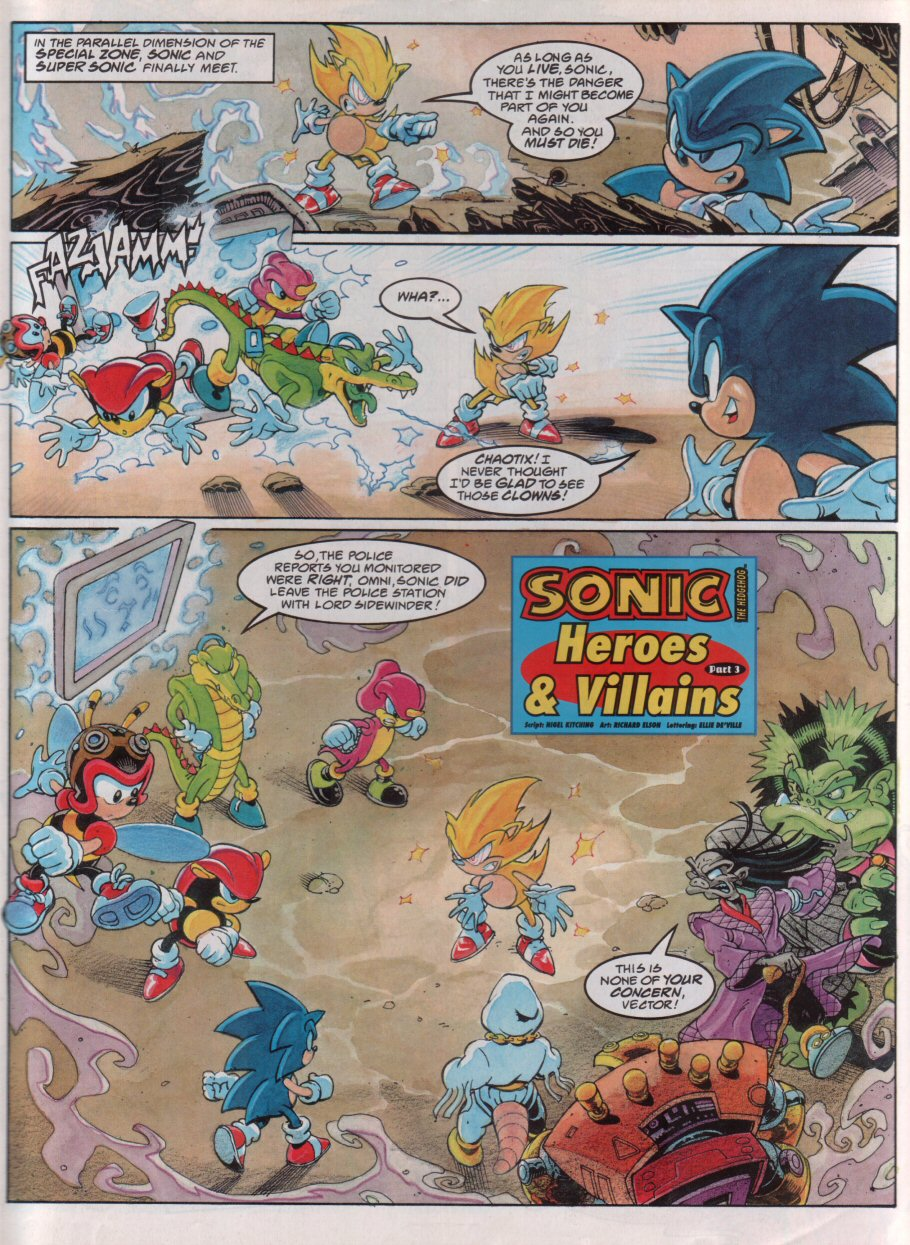 Read online Sonic the Comic comic -  Issue #86 - 3