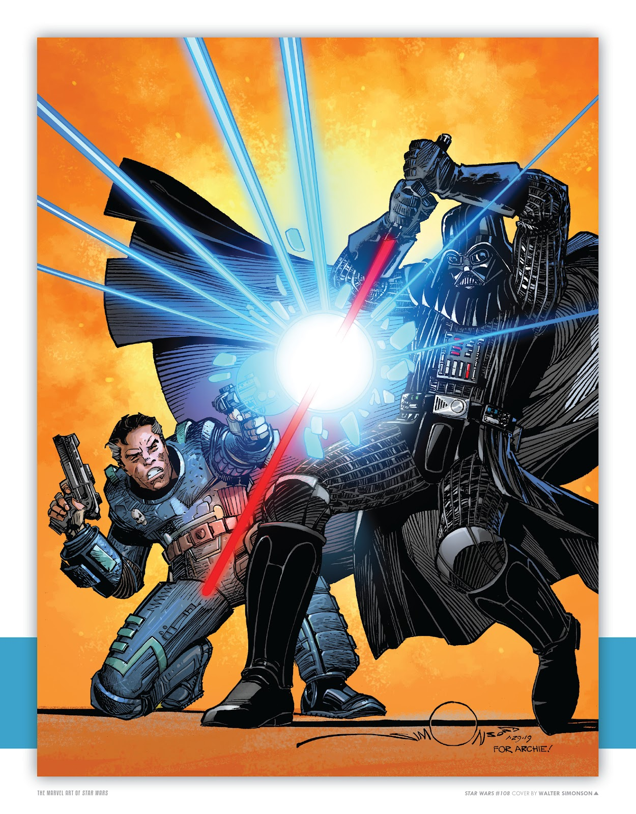Read online The Marvel Art of Star Wars comic -  Issue # TPB (Part 1) - 9
