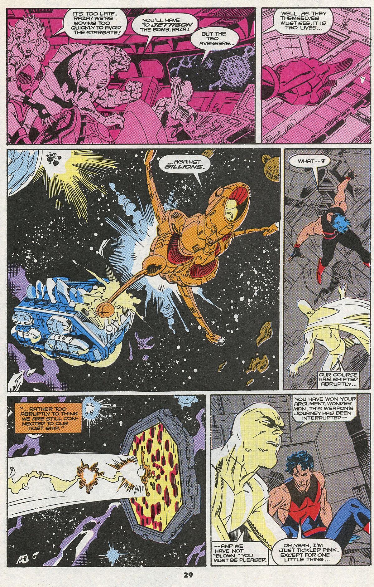 Read online Wonder Man (1991) comic -  Issue #8 - 20