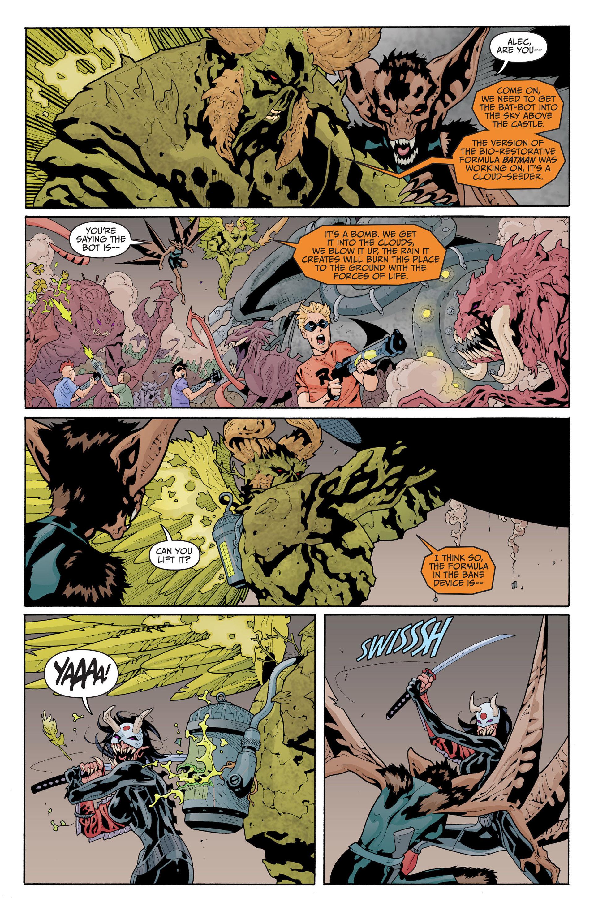 Read online Animal Man (2011) comic -  Issue #17 - 13