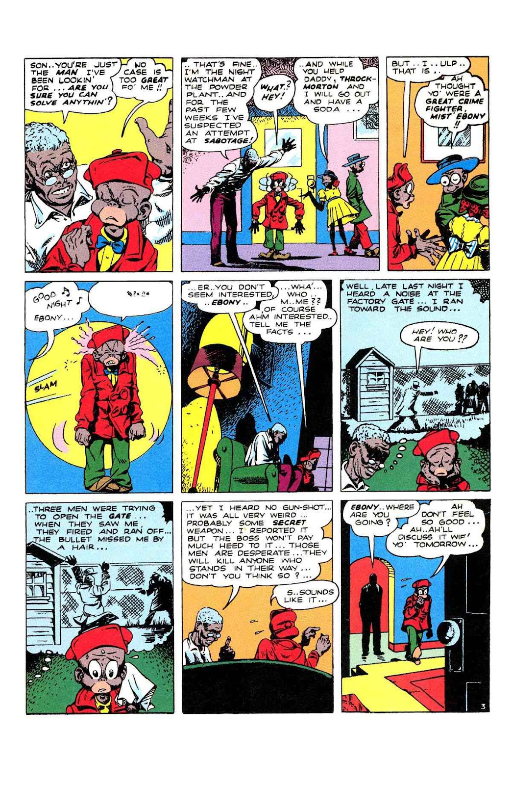 Read online Will Eisner's The Spirit Archives comic -  Issue # TPB 2 (Part 2) - 7