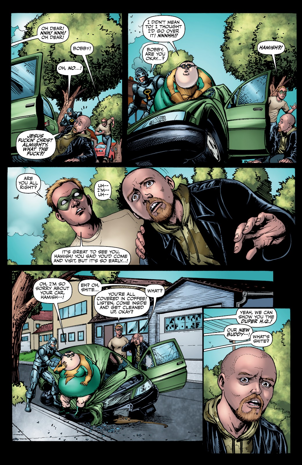 Read online The Boys Omnibus comic -  Issue # TPB 4 (Part 1) - 81