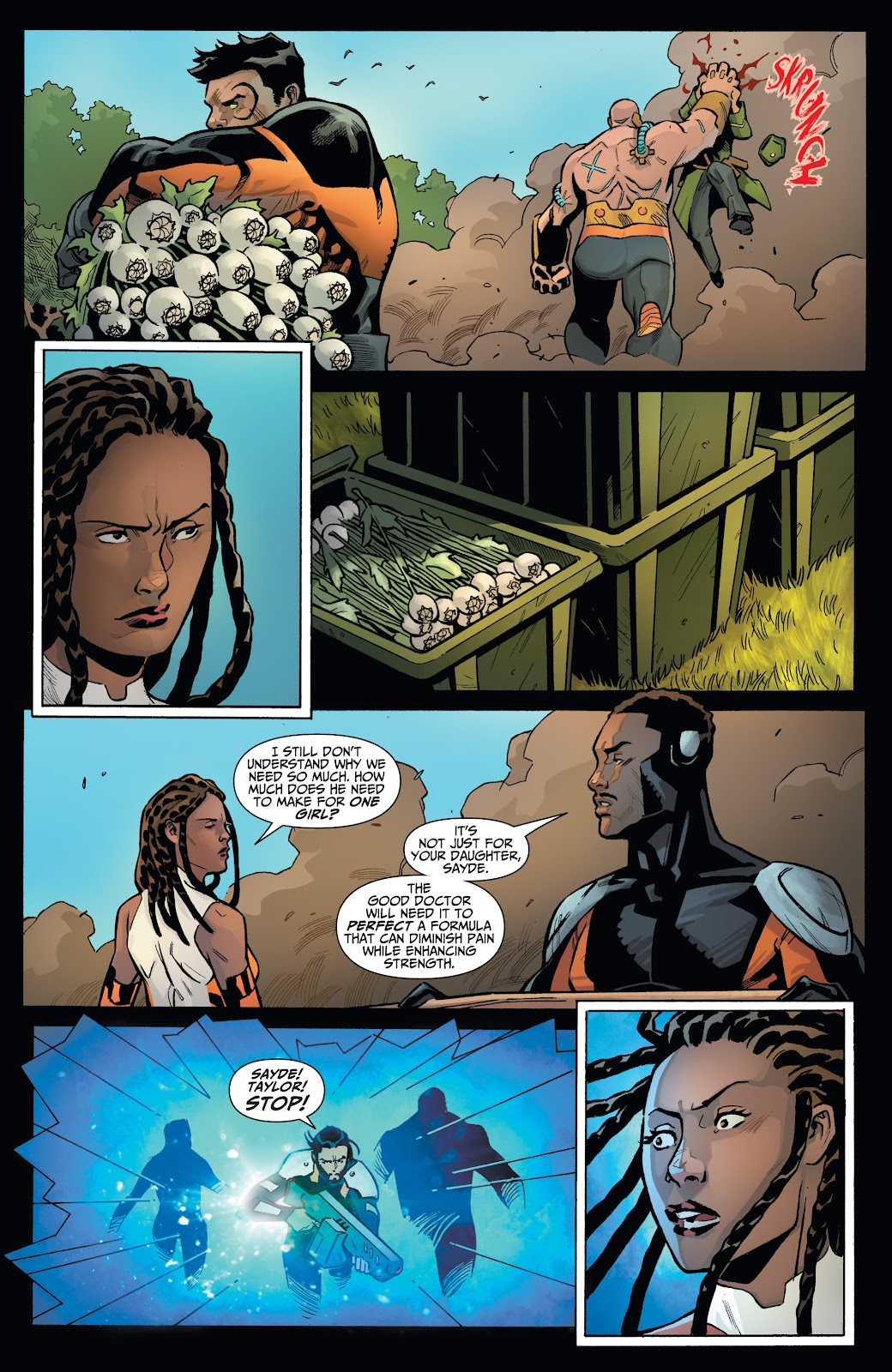 Read online Incidentals comic -  Issue #18 - 12