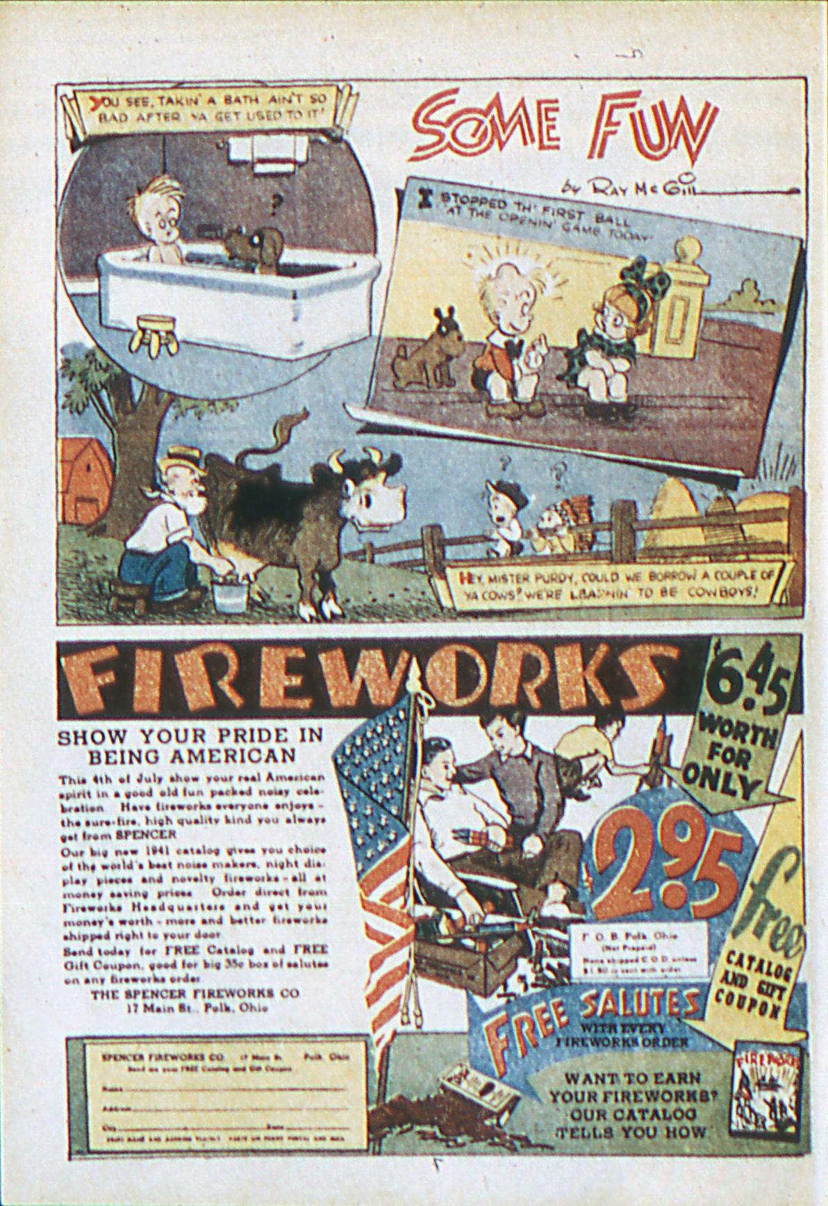 Read online Adventure Comics (1938) comic -  Issue #62 - 13