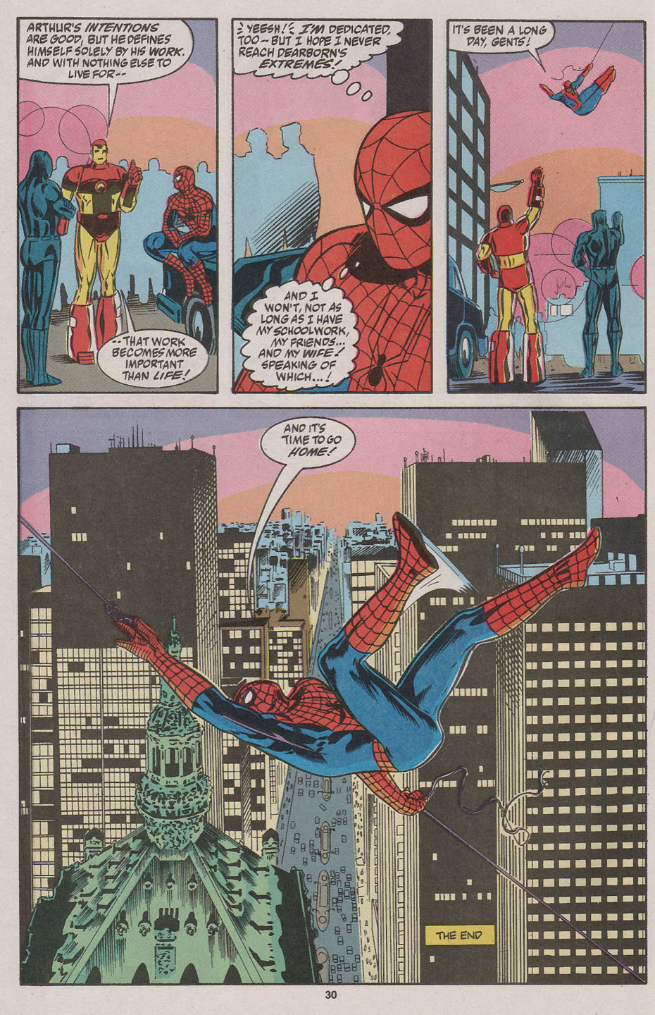 Web of Spider-Man (1985) _Annual 7 #7 - English 24
