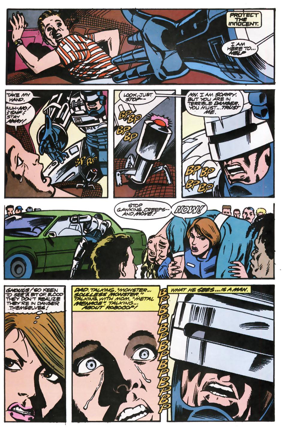 Read online Robocop (1990) comic -  Issue #12 - 3