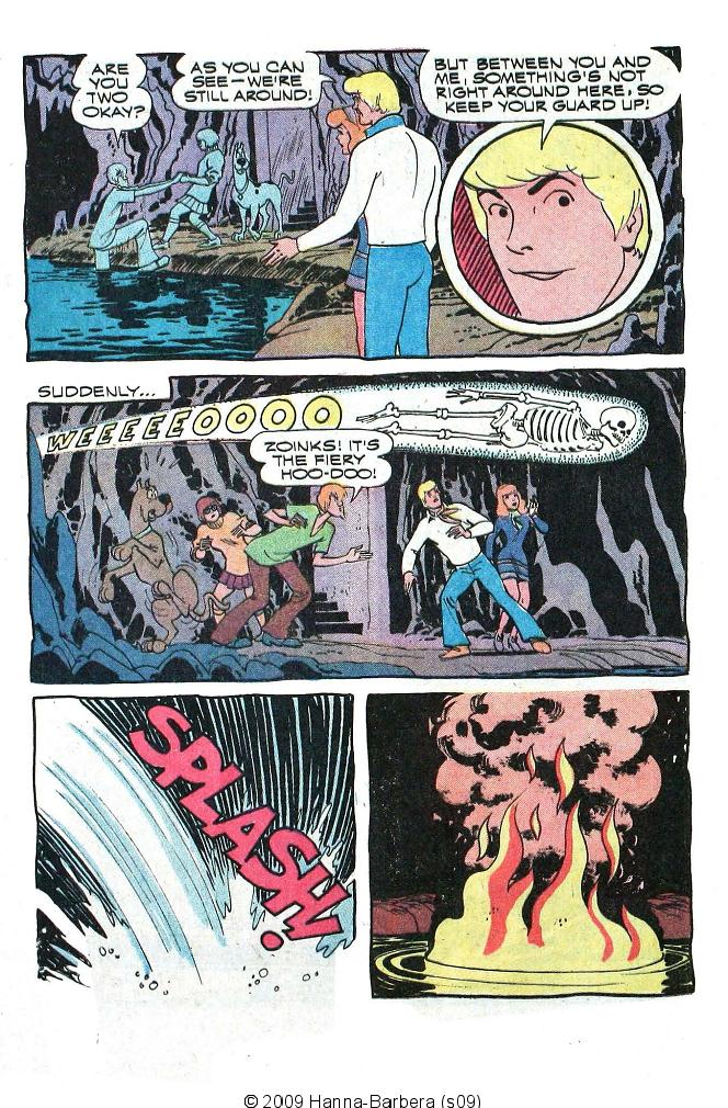 Read online Scooby-Doo... Mystery Comics comic -  Issue #20 - 16