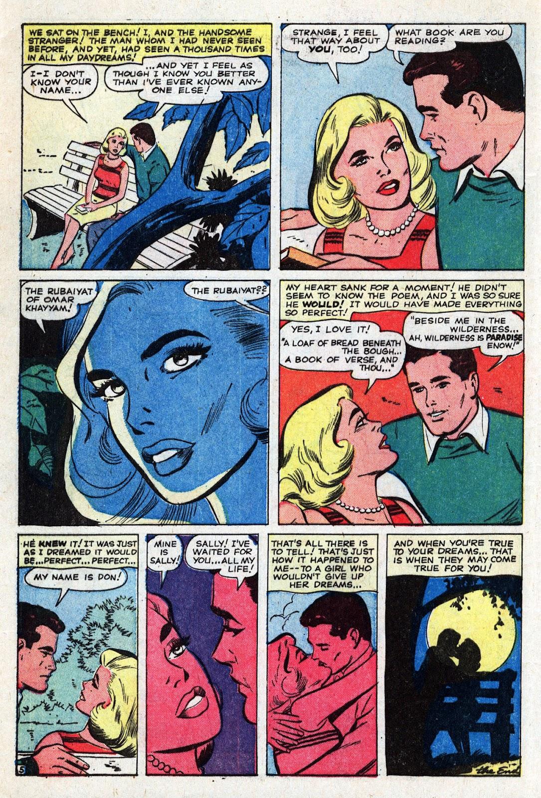 Love Romances (1949) issue 95 - Page 32