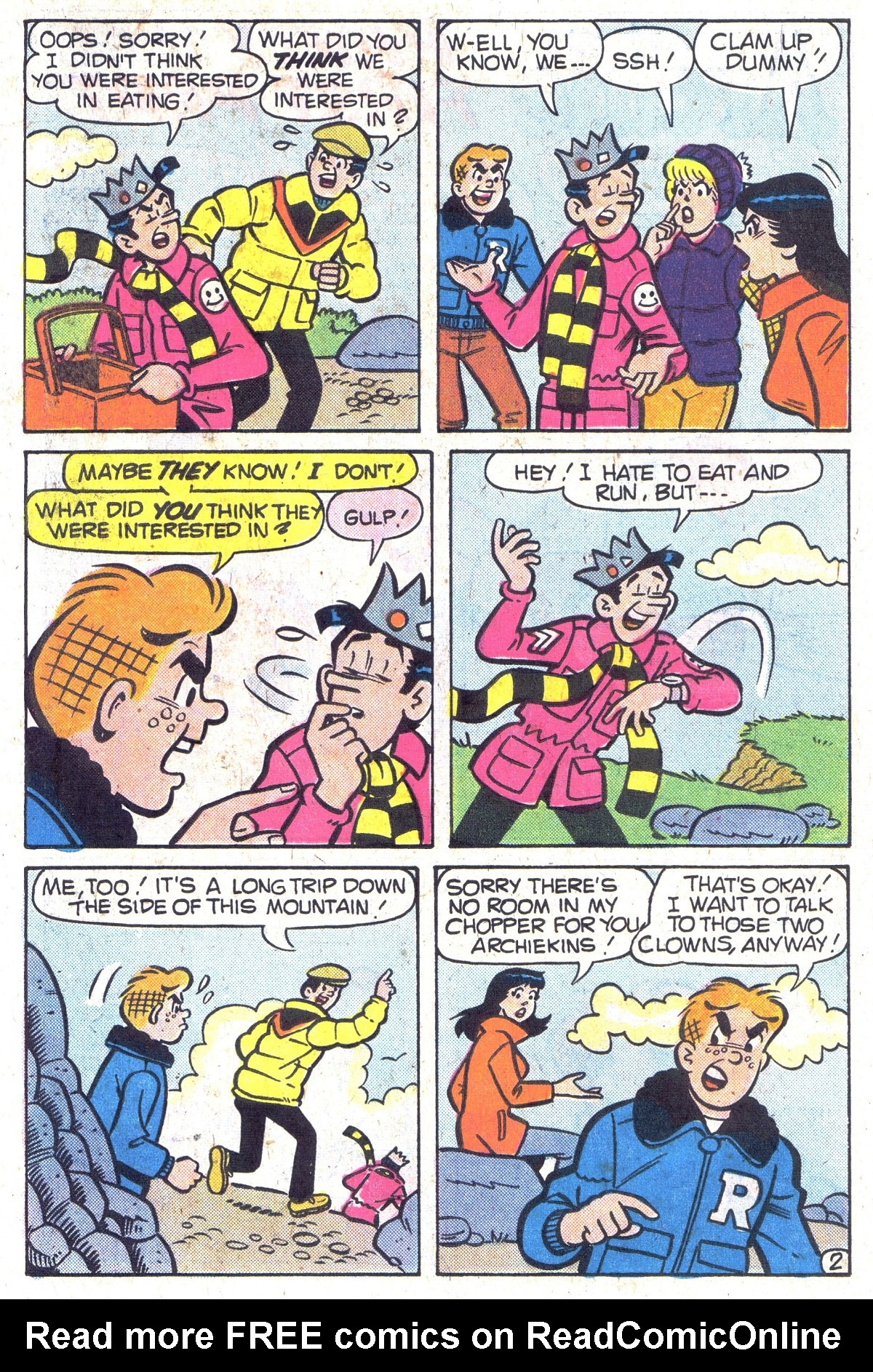 Read online Archie (1960) comic -  Issue #300 - 14