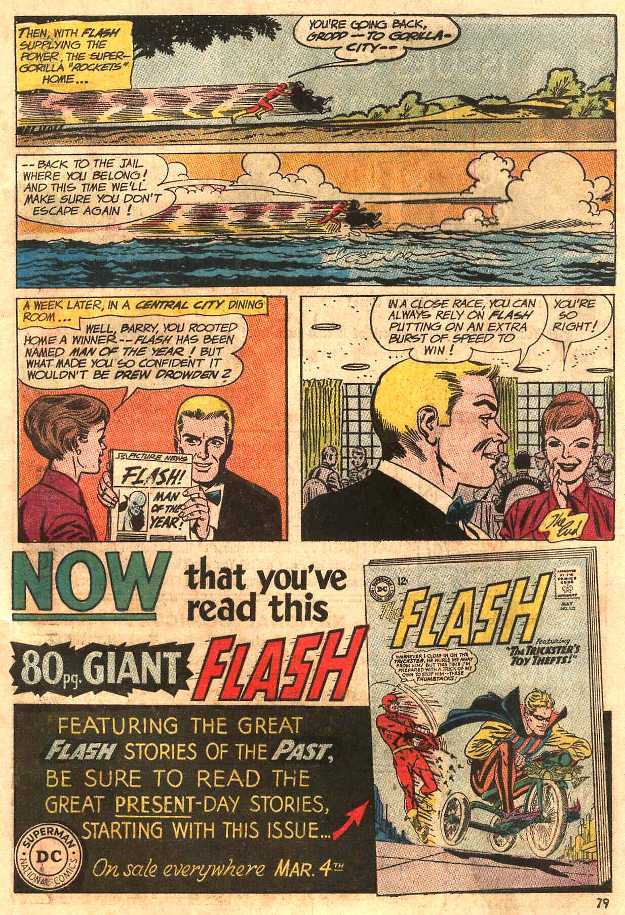 Read online 80 Page Giant comic -  Issue #9 - 81