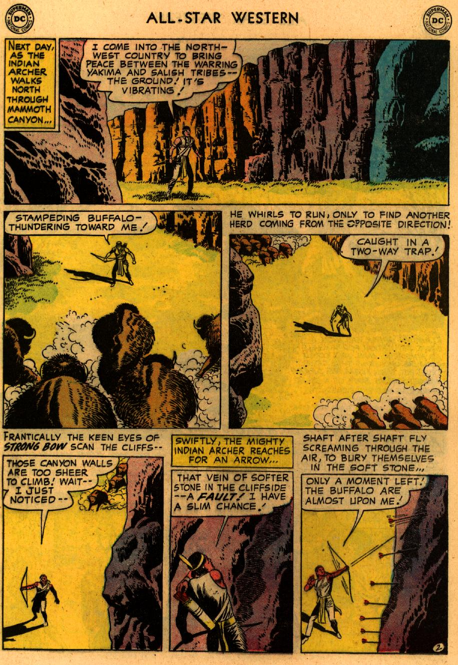 Read online All-Star Western (1951) comic -  Issue #94 - 12