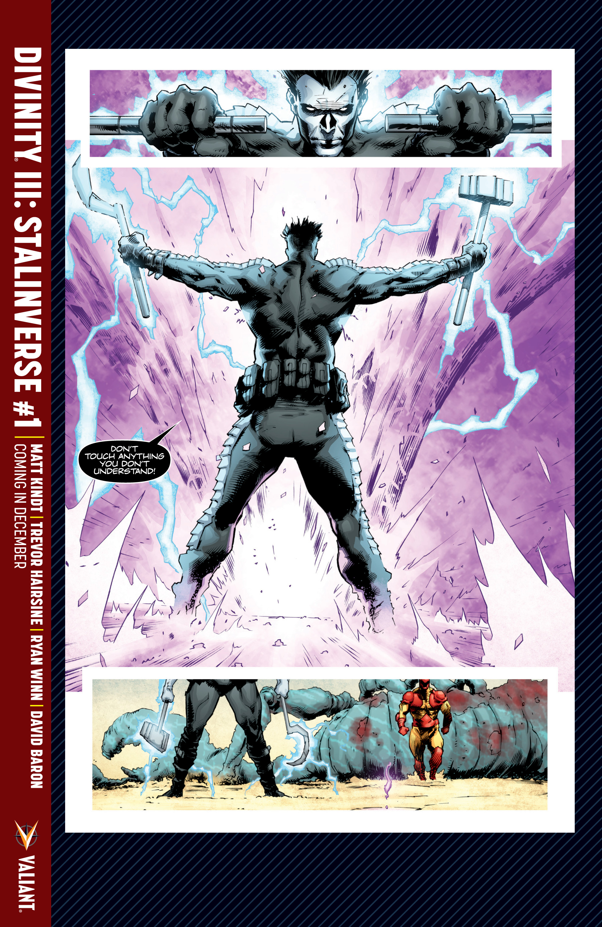 Read online Wrath of the Eternal Warrior comic -  Issue #14 - 27