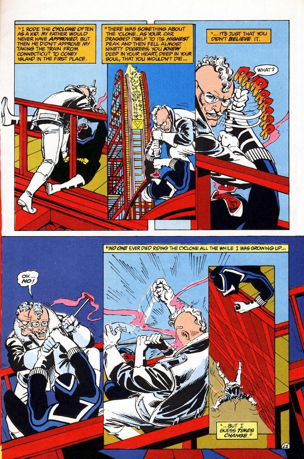 Vigilante (1983) issue 1 - Page 23