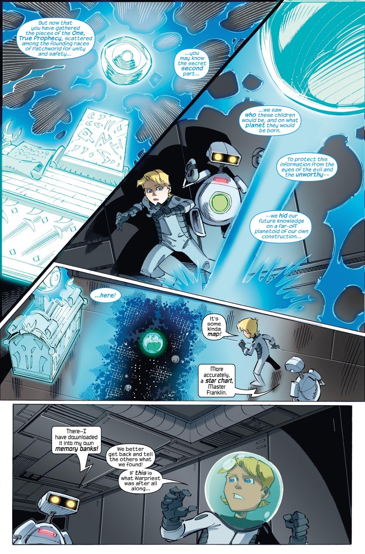 Read online Skrulls vs. Power Pack comic -  Issue #3 - 15