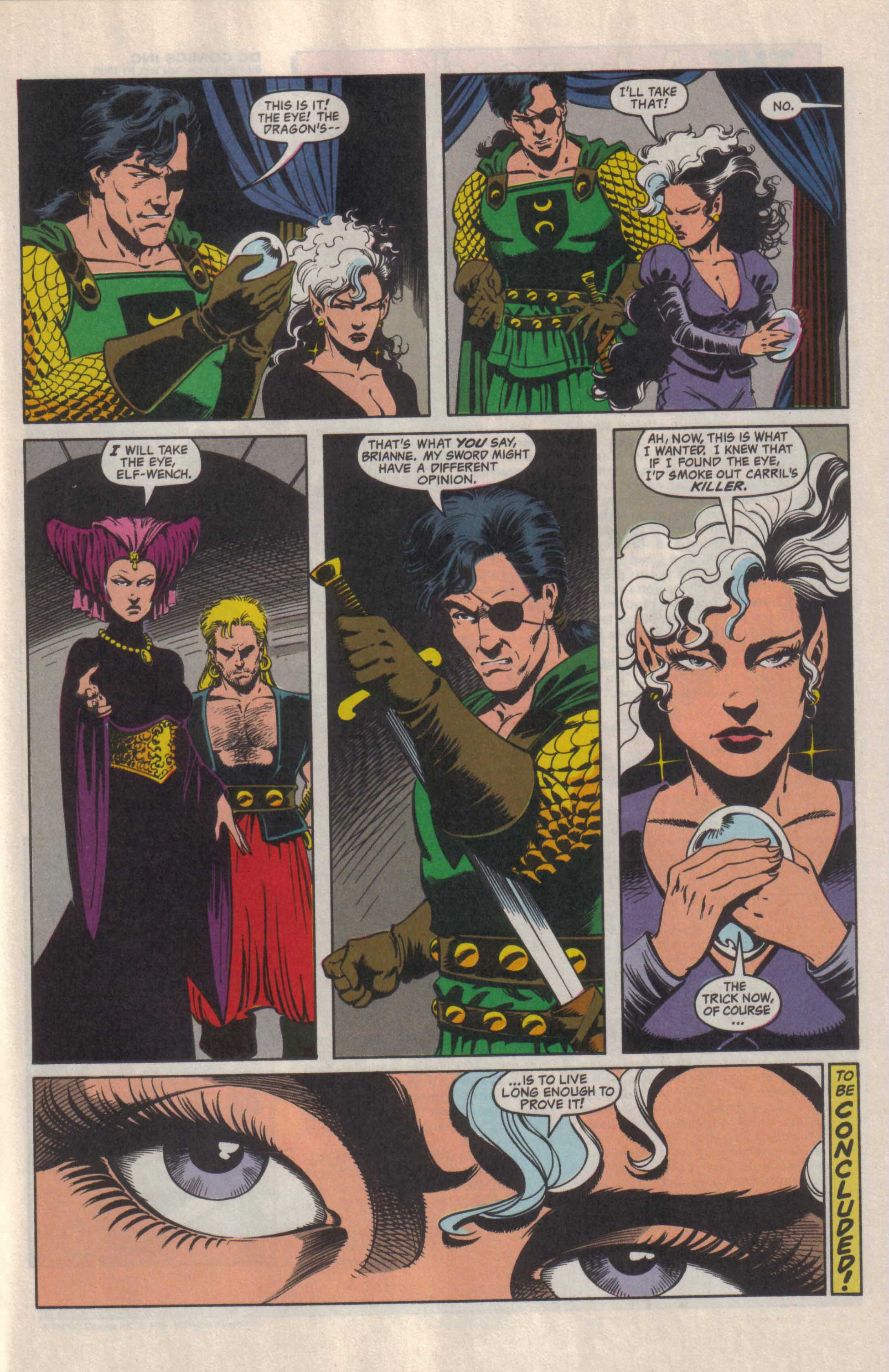 Read online Advanced Dungeons & Dragons comic -  Issue #29 - 24