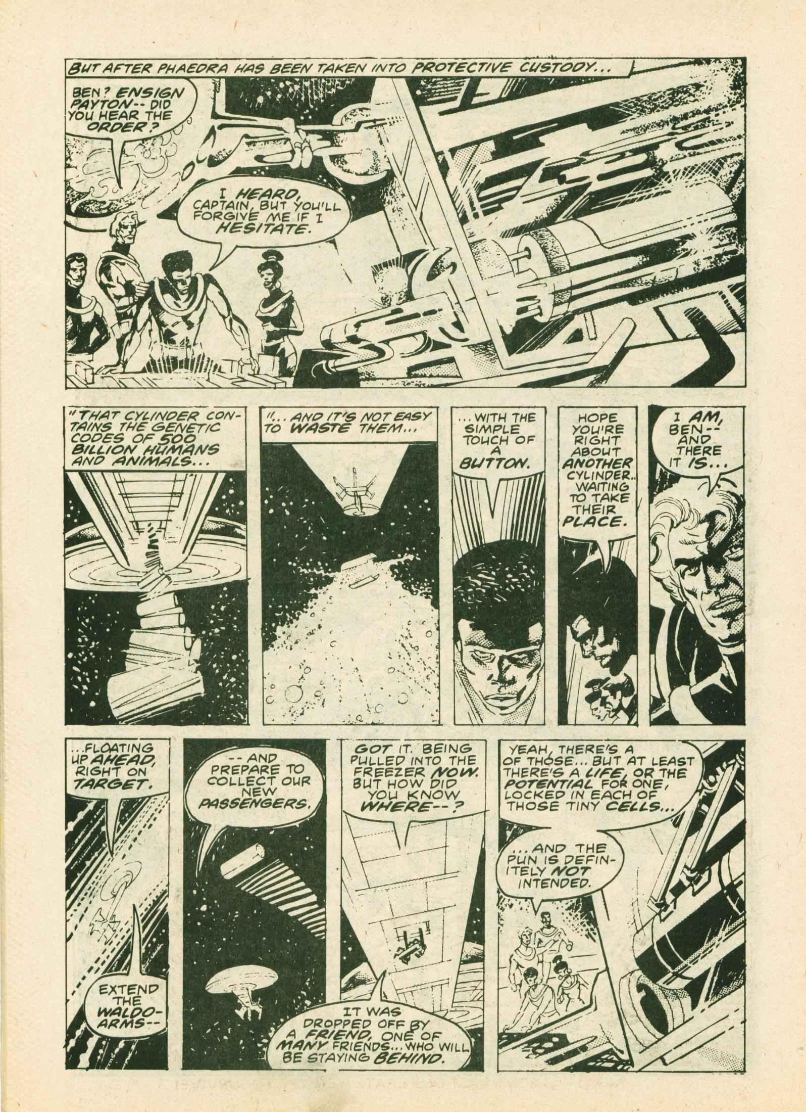Read online Future Tense comic -  Issue #3 - 13