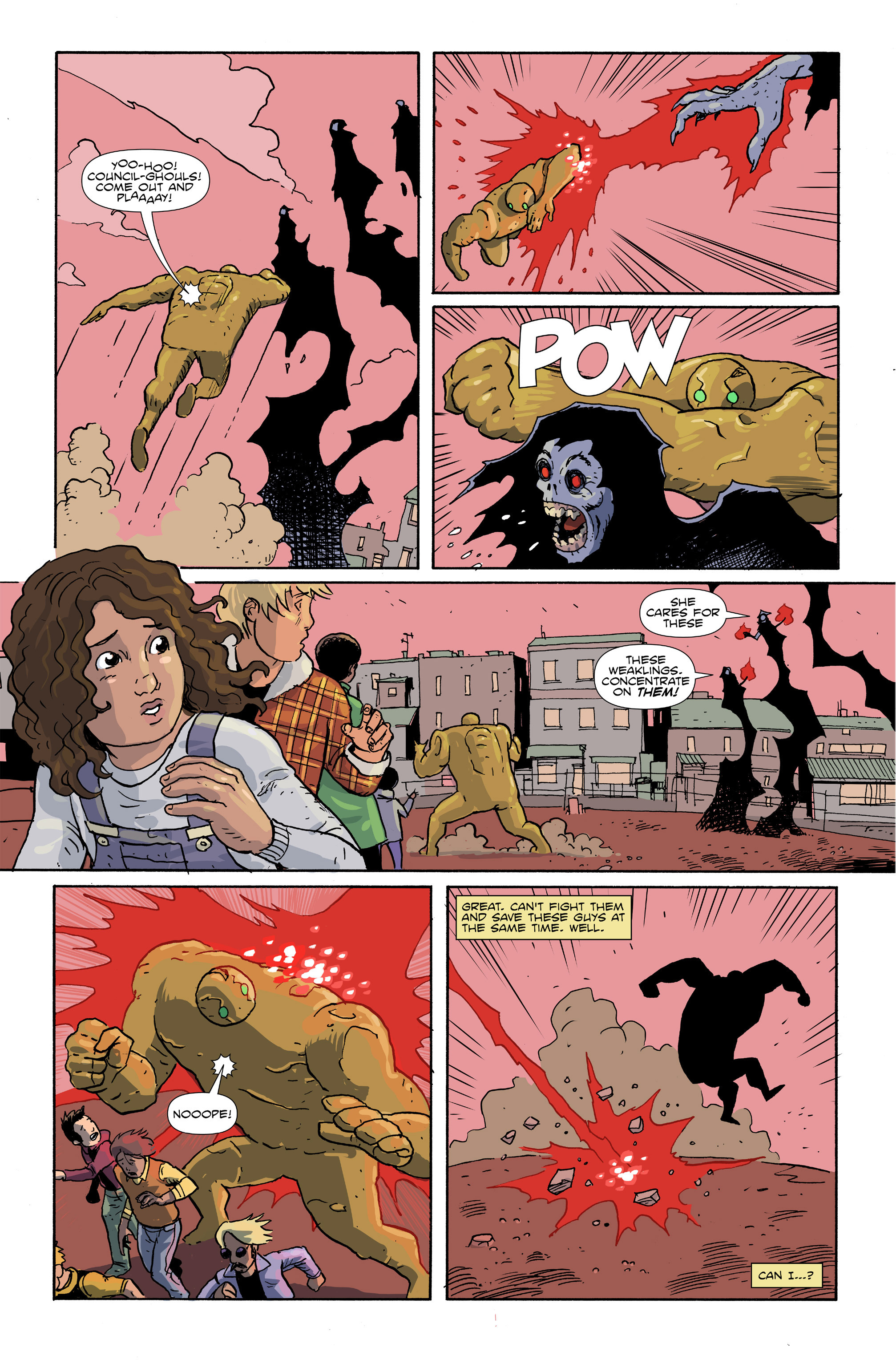 Read online Amelia Cole Versus The End of Everything comic -  Issue #28 - 13