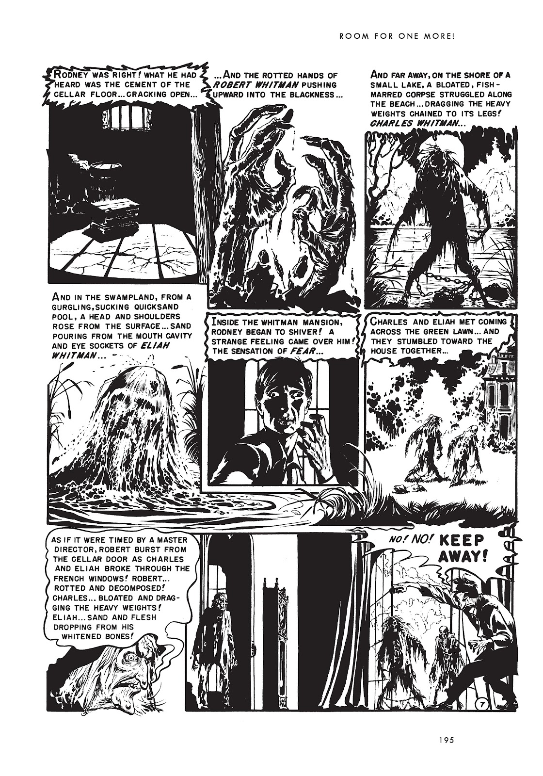 Read online Doctor of Horror and Other Stories comic -  Issue # TPB (Part 2) - 111
