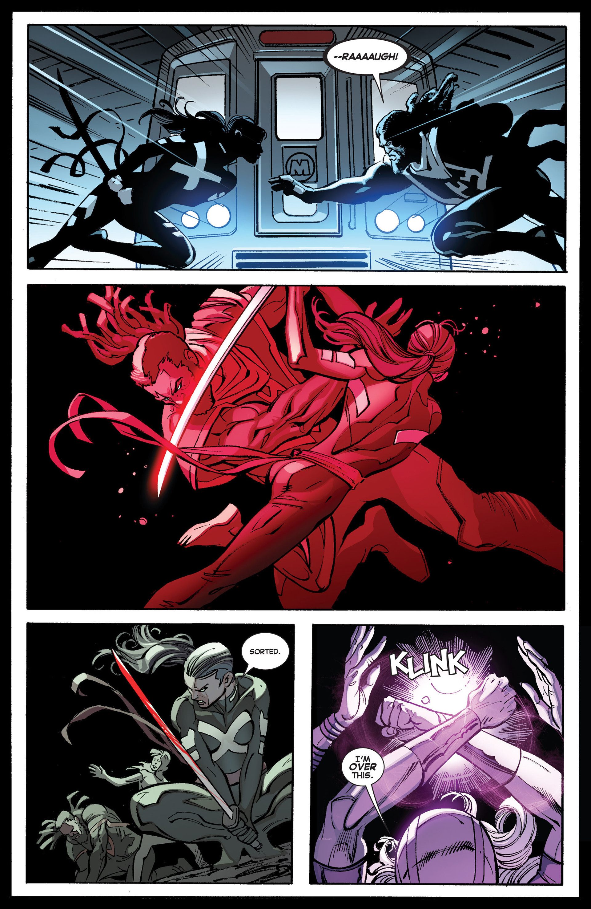 Read online Uncanny X-Force (2013) comic -  Issue #3 - 16