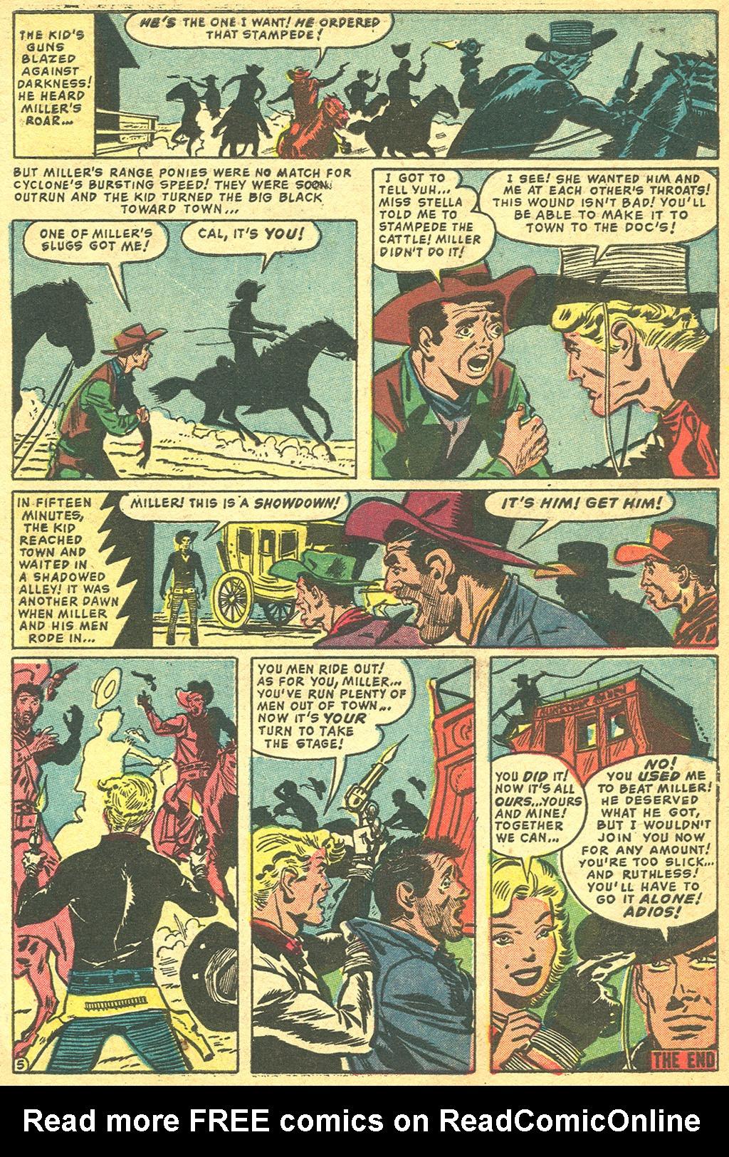 Read online Two-Gun Kid comic -  Issue #34 - 7
