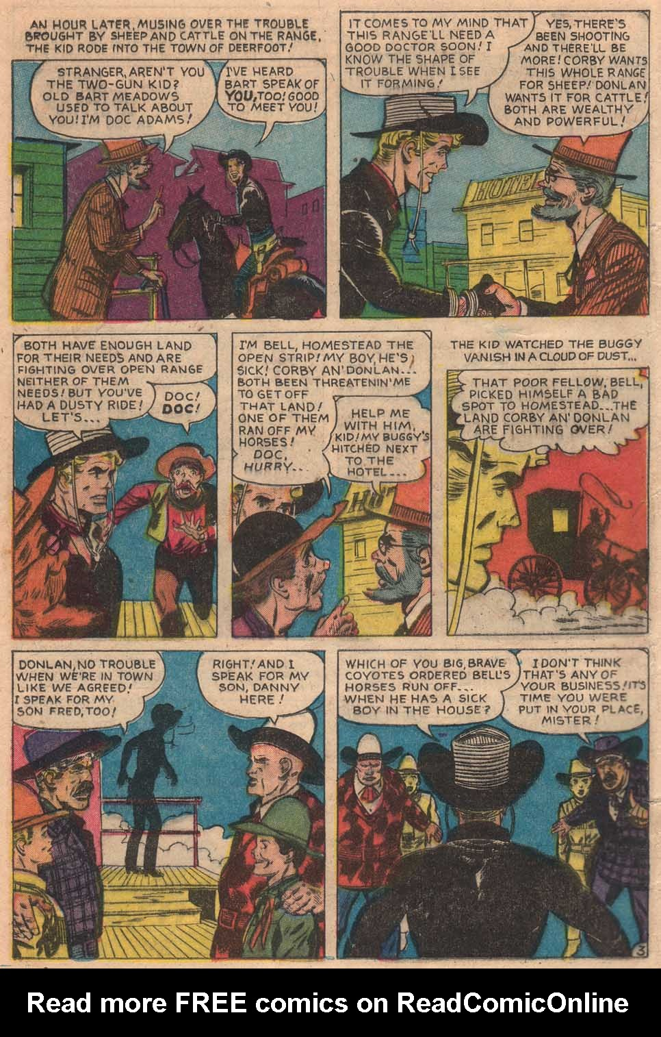 Read online Two-Gun Kid comic -  Issue #38 - 12