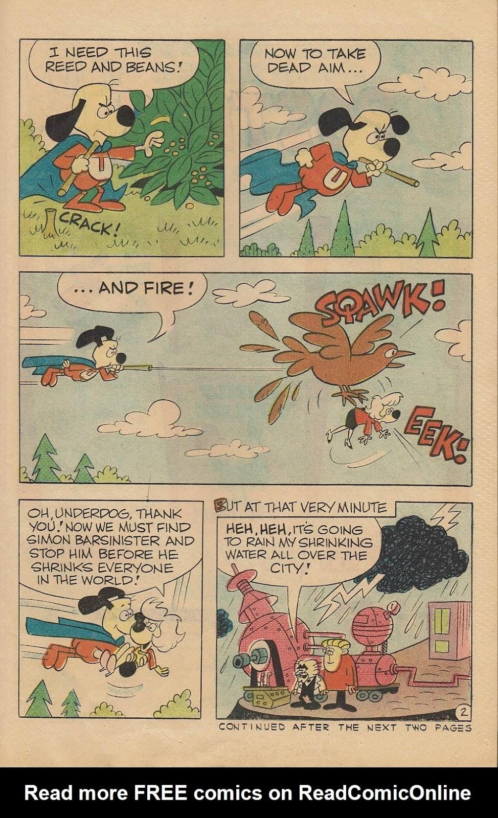 Underdog (1970) issue 6 - Page 24