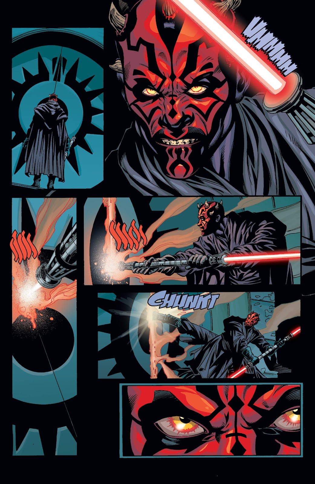 Read online Star Wars Legends: Rise of the Sith - Epic Collection comic -  Issue # TPB 2 (Part 3) - 4