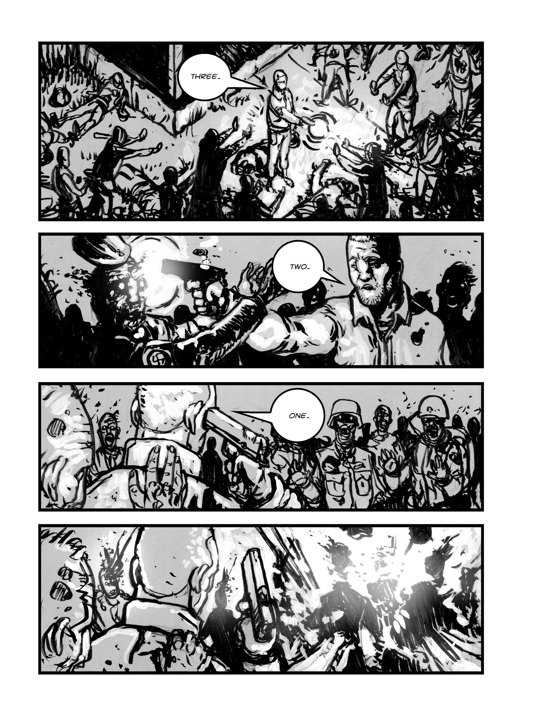 Read online FUBAR comic -  Issue #1 - 147