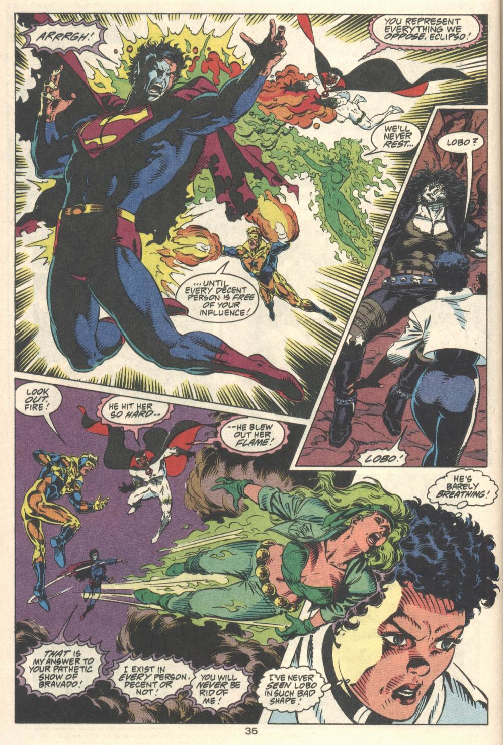 Read online Adventures of Superman (1987) comic -  Issue #Adventures of Superman (1987) _Annual 4 - 36