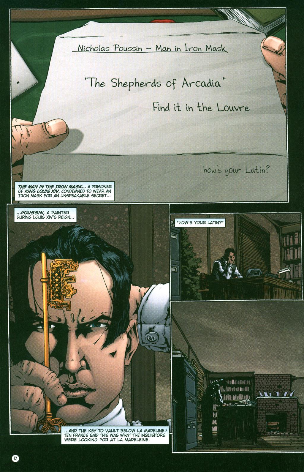 Read online Rex Mundi comic -  Issue #2 - 13