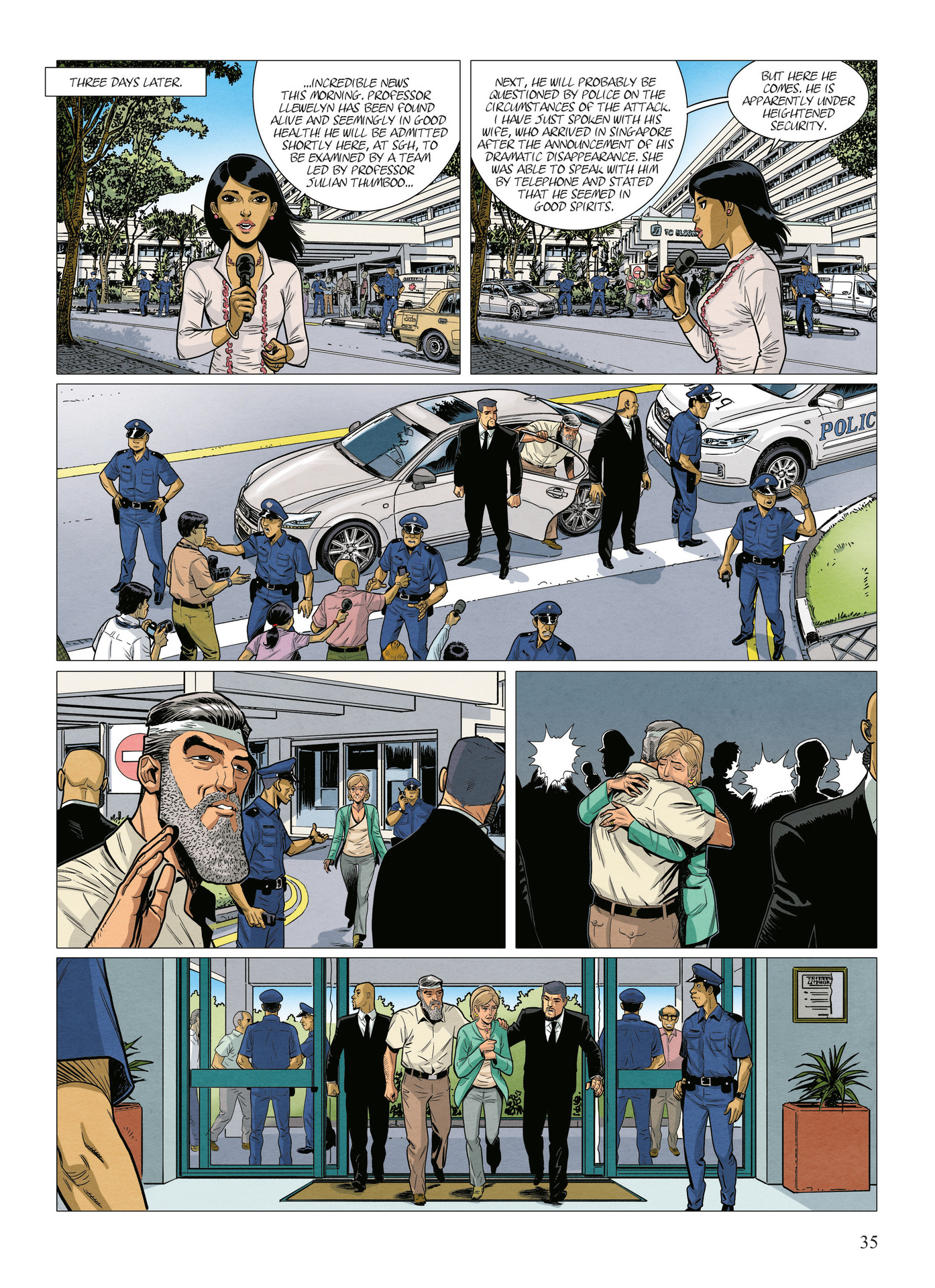 Read online Alter Ego comic -  Issue #10 - 36