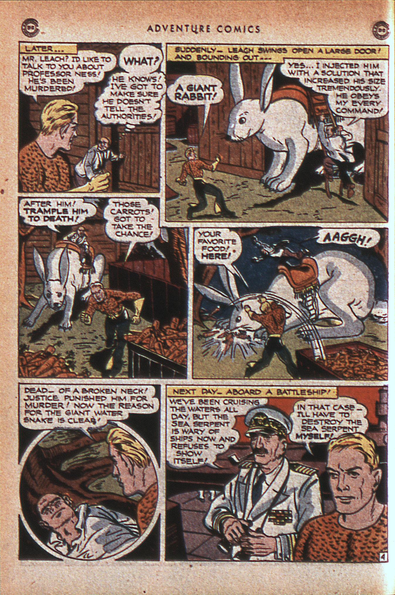 Read online Adventure Comics (1938) comic -  Issue #124 - 37