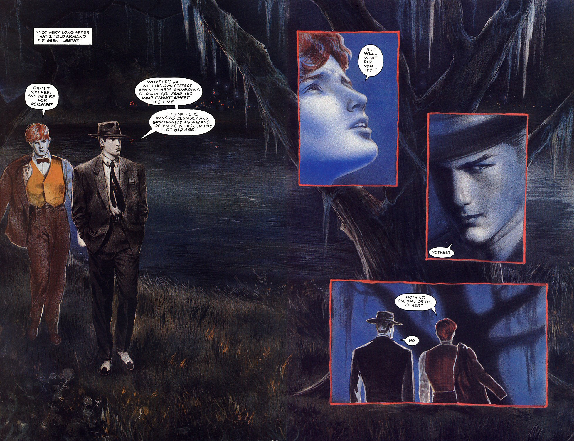 Read online Anne Rice's Interview with the Vampire comic -  Issue #12 - 20