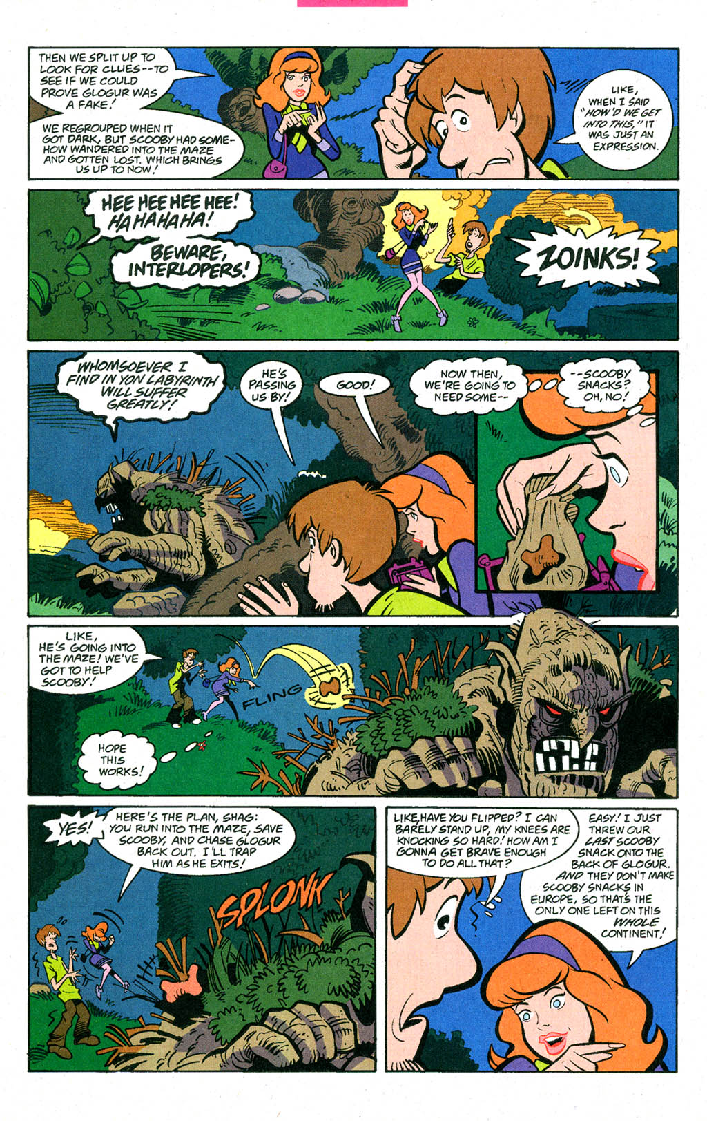Read online Scooby-Doo (1997) comic -  Issue #90 - 25