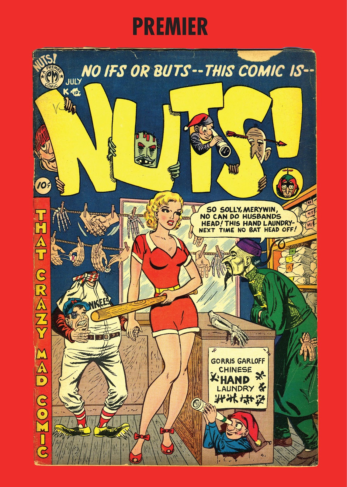 Read online Sincerest Form of Parody: The Best 1950s MAD-Inspired Satirical Comics comic -  Issue # TPB (Part 1) - 85