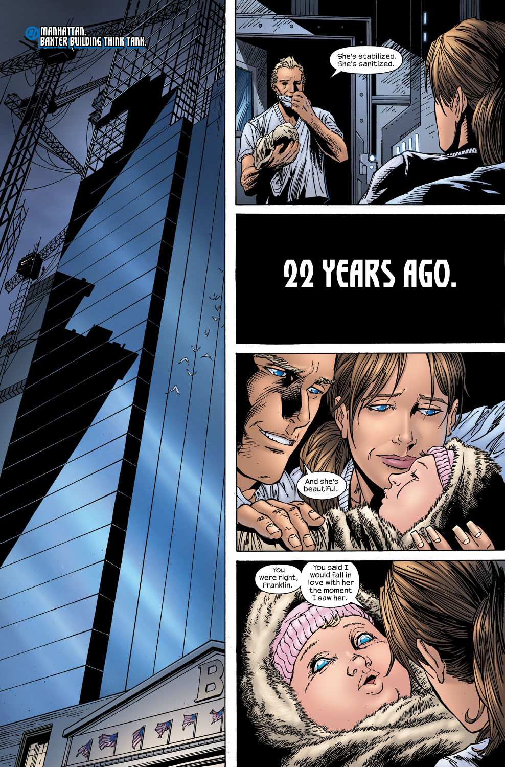 Read online Ultimate Fantastic Four (2004) comic -  Issue #59 - 3