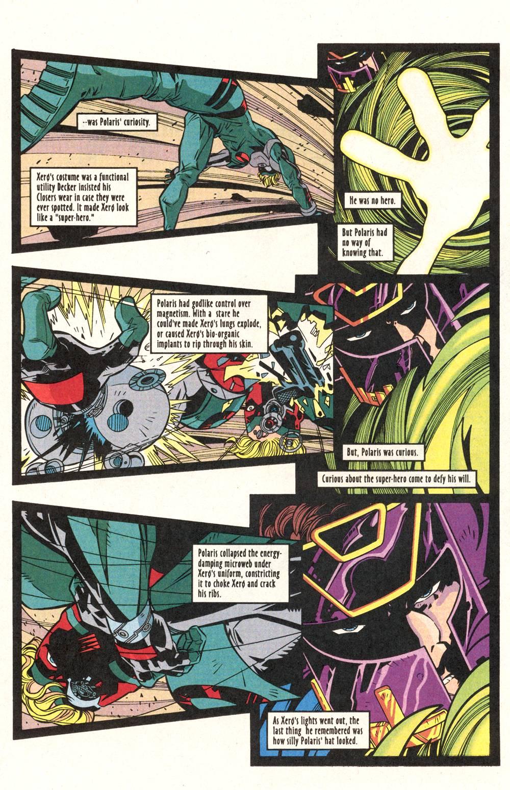 Read online Xero comic -  Issue #6 - 10