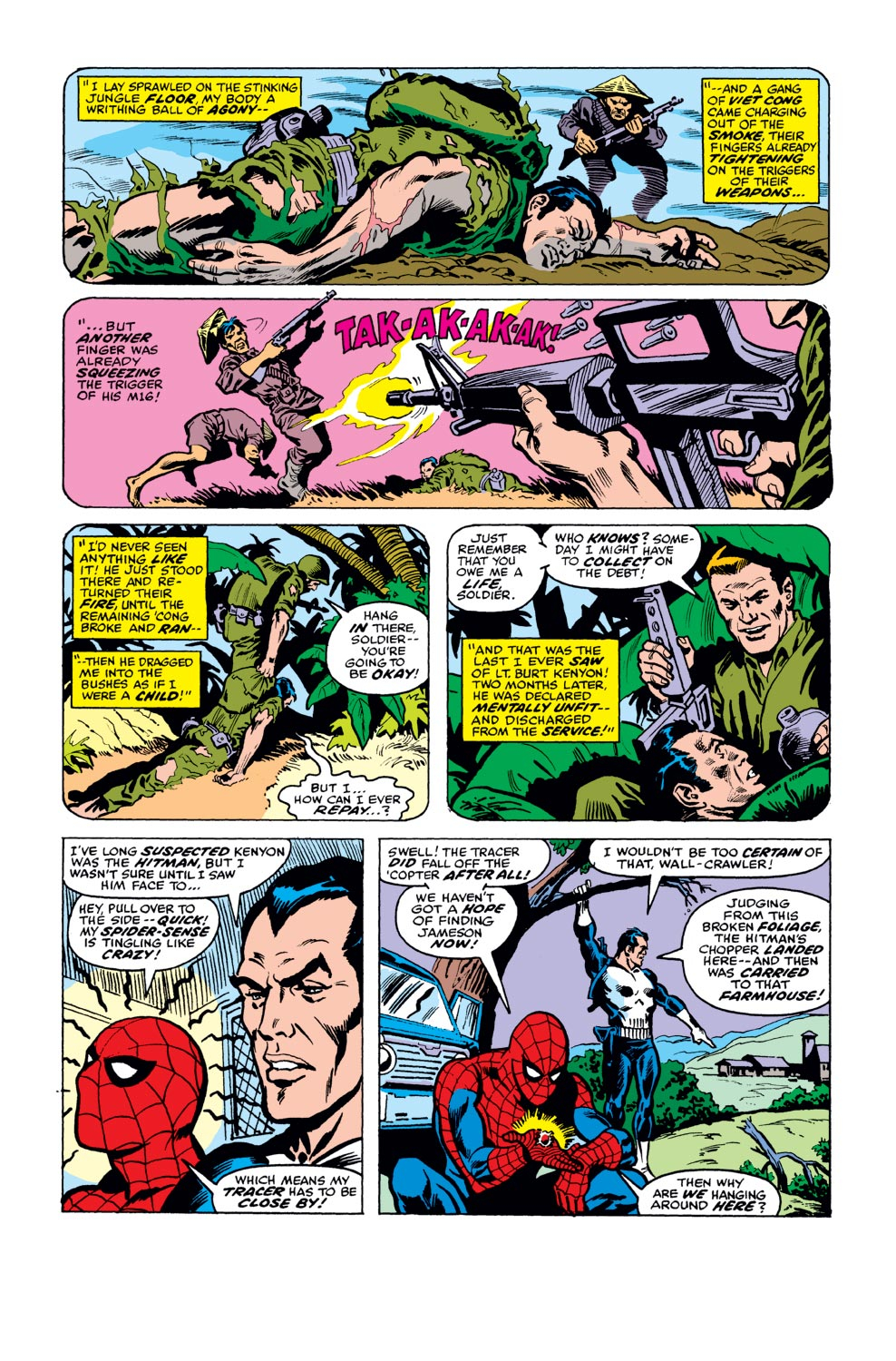 The Amazing Spider-Man (1963) 175 Page 6