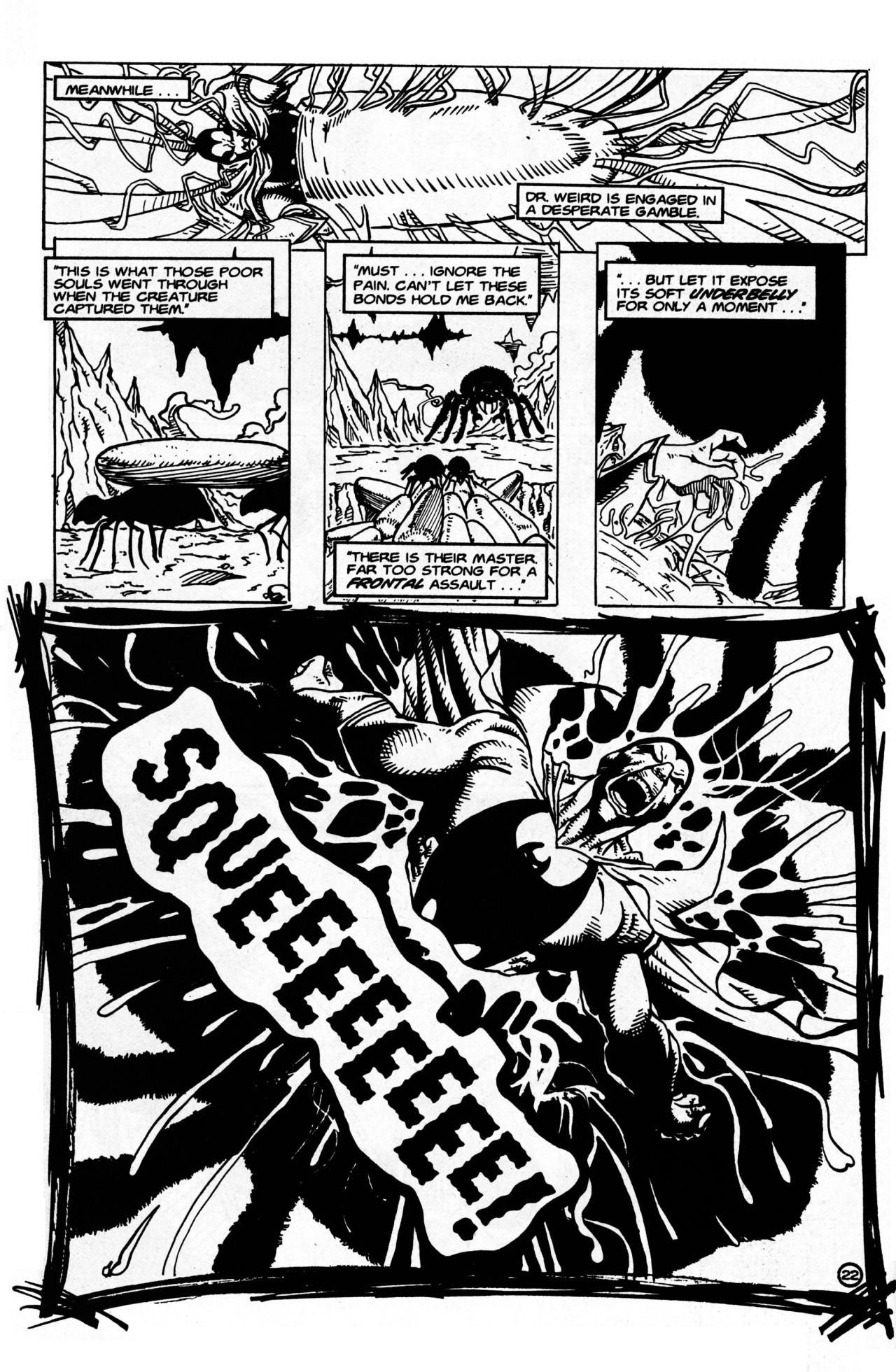Read online Dr. Weird (1997) comic -  Issue #1 - 24