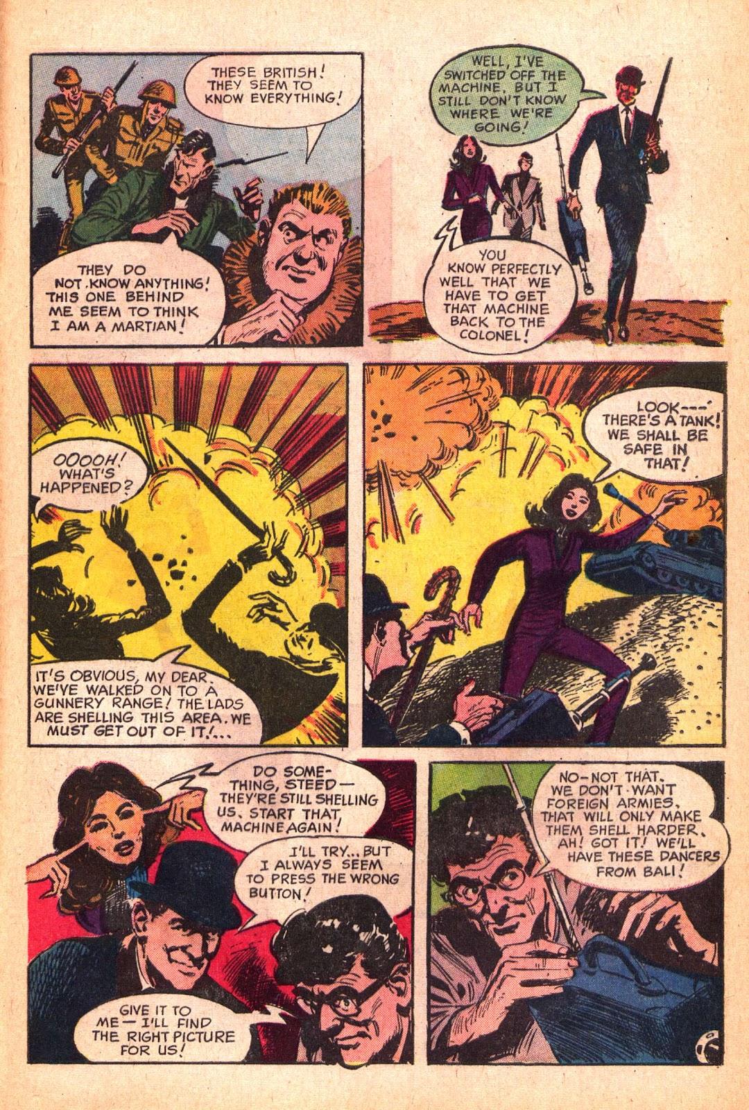 Read online The Avengers (1968) comic -  Issue # Full - 29