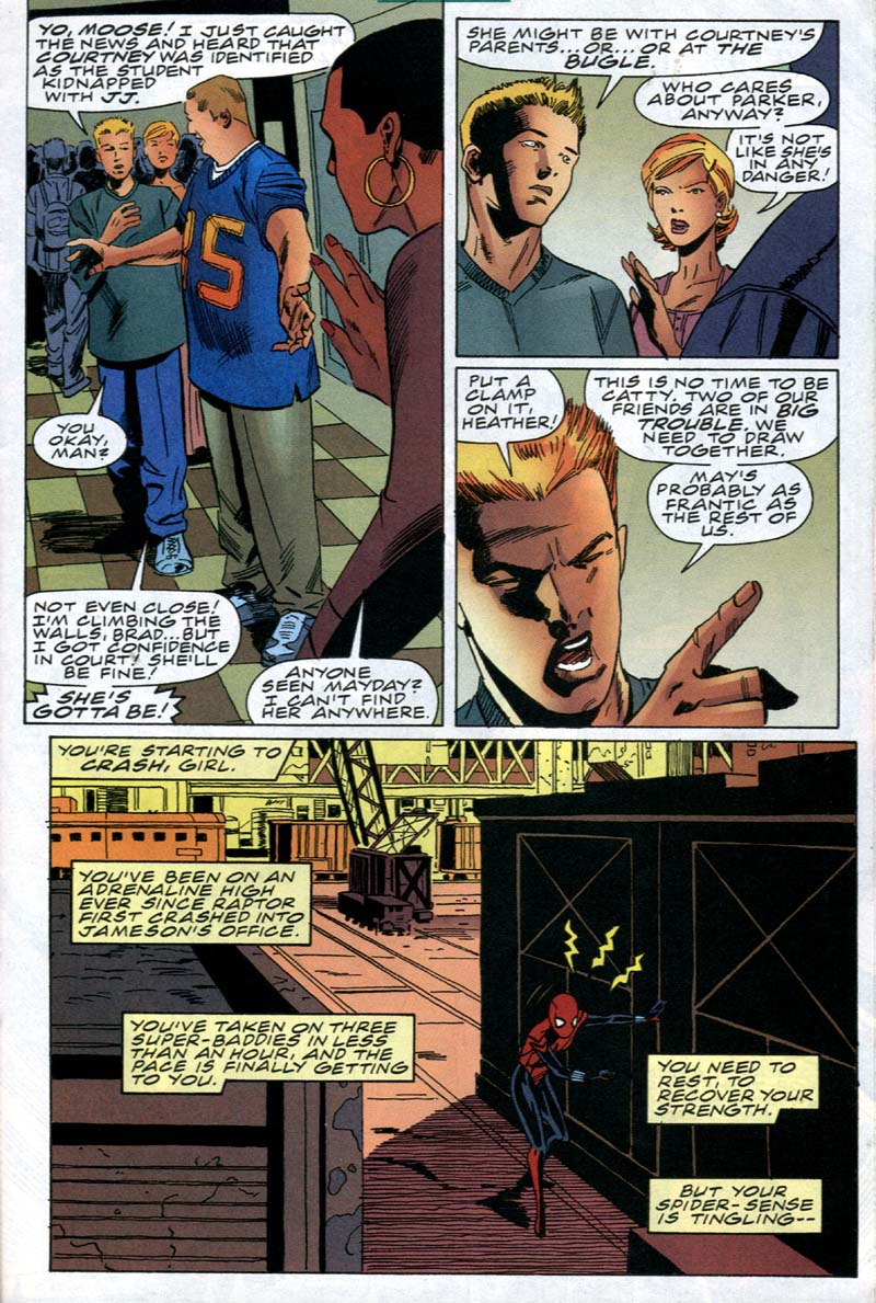 Spider-Girl (1998) Issue #25 #28 - English 27
