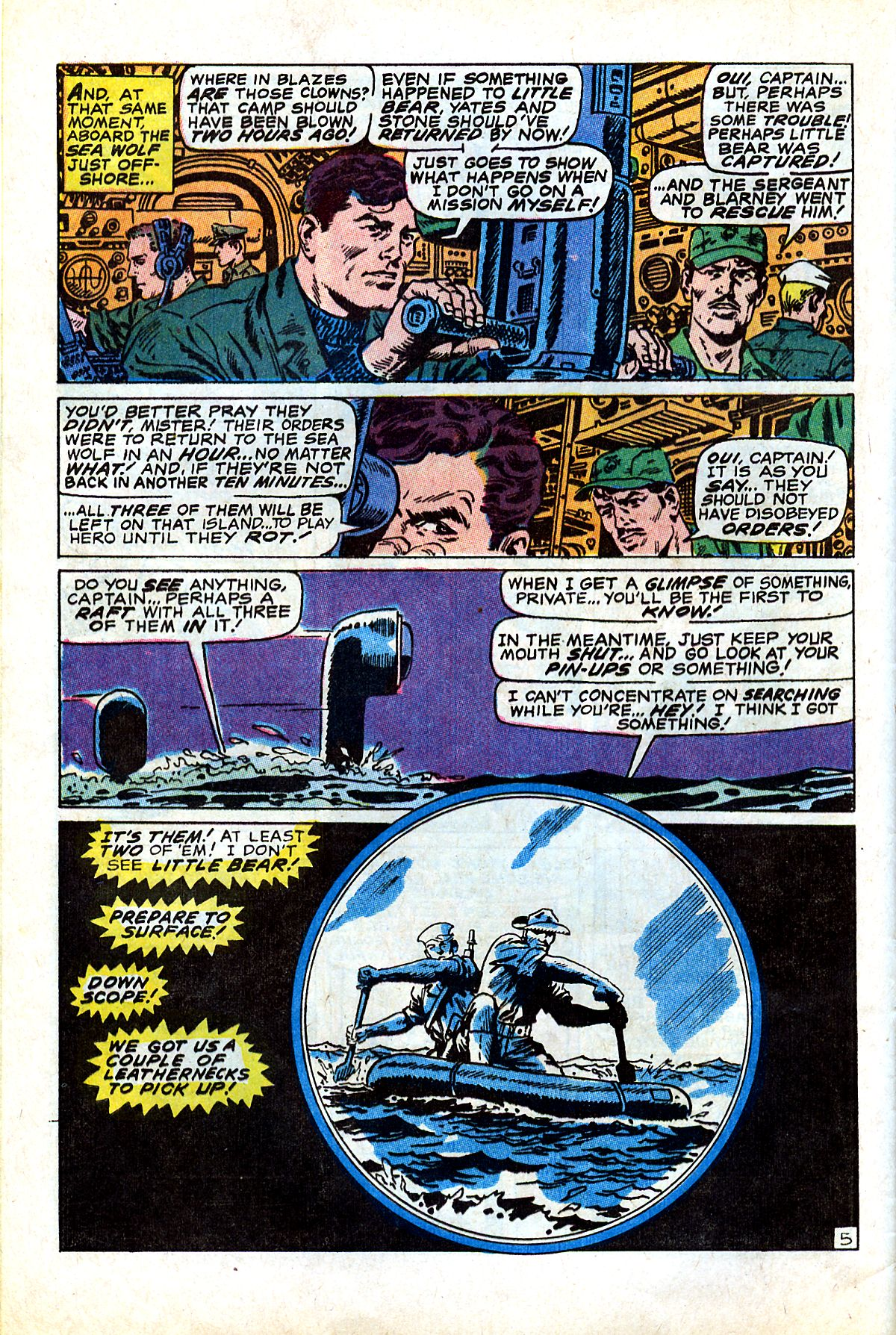 Captain Savage and his Leatherneck Raiders issue 17 - Page 8
