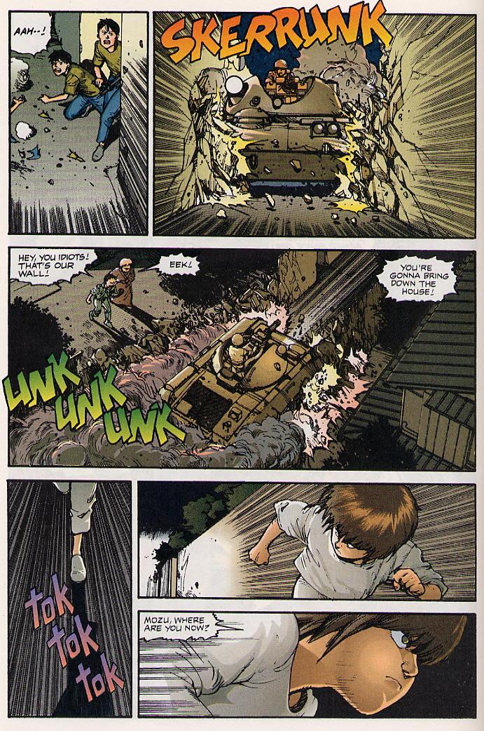 Read online Akira comic -  Issue #15 - 13