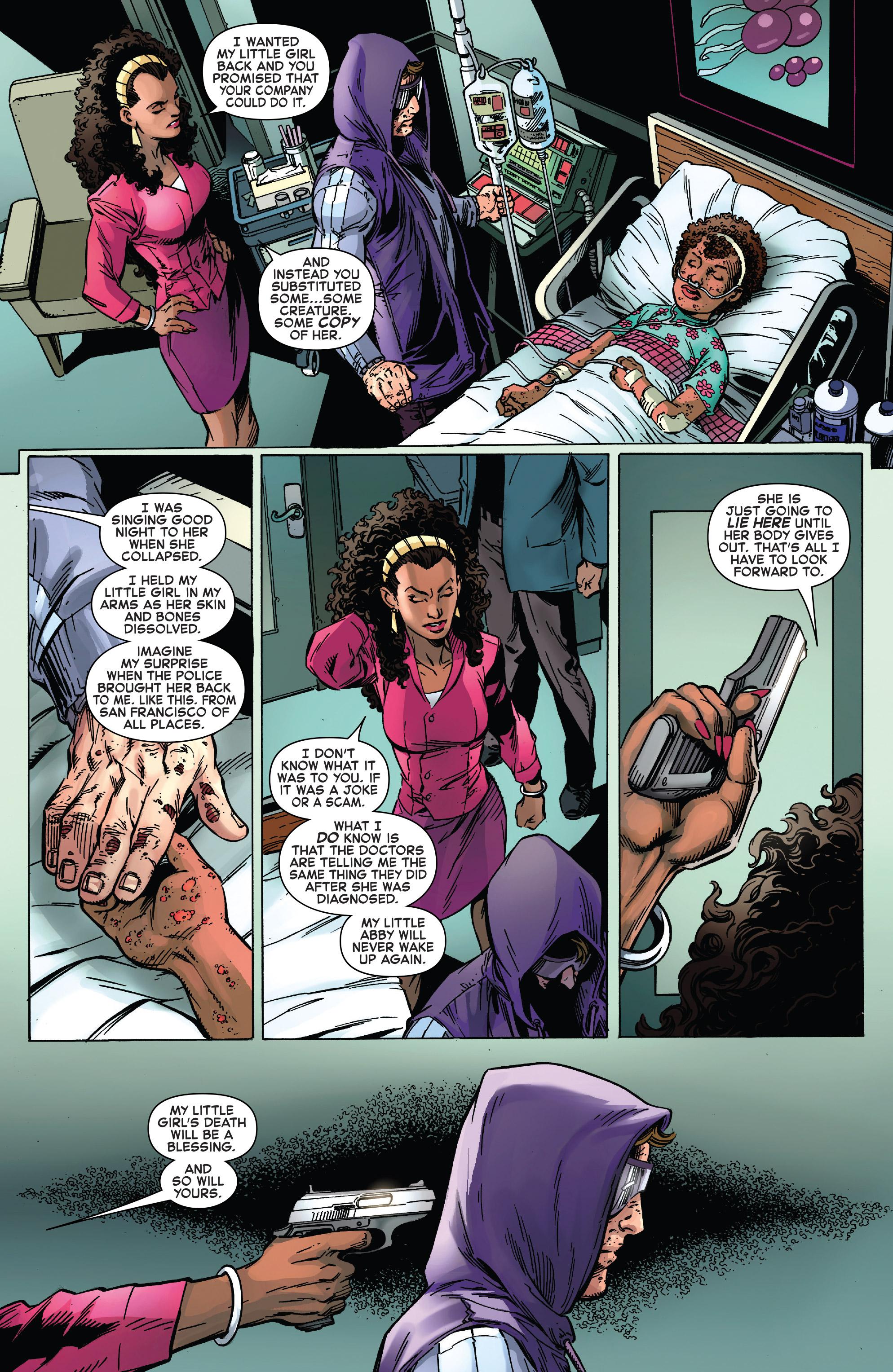 Read online Ben Reilly: Scarlet Spider comic -  Issue #2 - 12