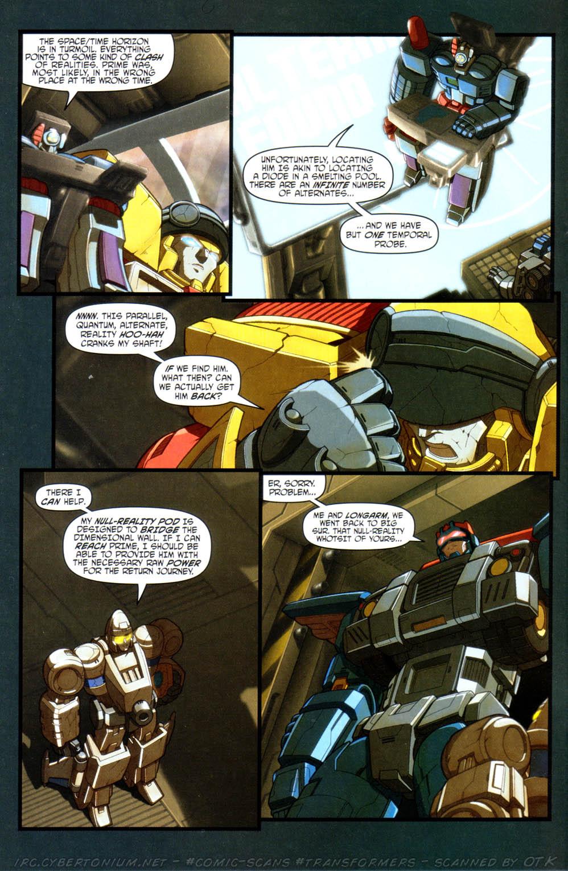 Read online Transformers Armada comic -  Issue #15 - 6